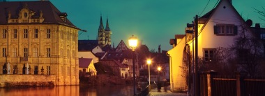 Bamberg waterfront