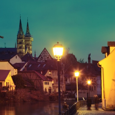 Bamberg waterfront